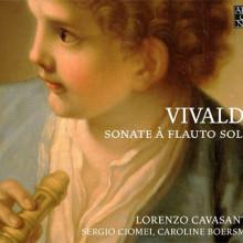 VIVALDI: Sonate a flauto solo solo