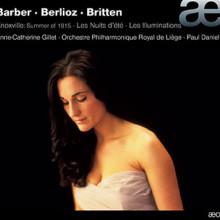 Barber - Berlioz - Britten: Op.orchestrali