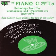 THE PIANO G & TS VOLUME 2