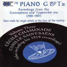 The Piano G & Ts Volume 3