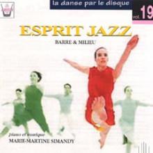 La danza su disco Vol.19 (esprit jazz)