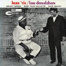 Lou Donaldson: Here 'tis