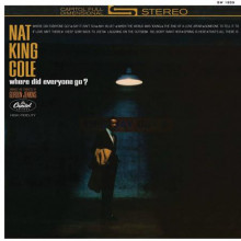 NAT KING COLE: Where Did Everyone Go ?