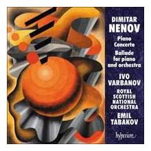 NENOV D.: Piano Concerto - Ballata N.2