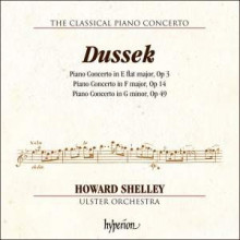 DUSSEK: The Classical Piano Concerto - Vol.5