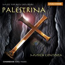 Palestrina: Musica Per Il Sabato Santo