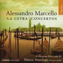 MARCELLO: La cetra concertos