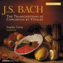 BACH:Trascrizioni di concerti di Vivaldi