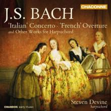 BACH:Concerto'Italiano' - French Overture