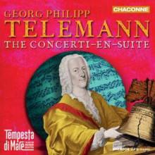 TELEMANN: The Concerti - en - Suite