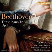 Beethoven: Tre Trii Per Piano - Op.1