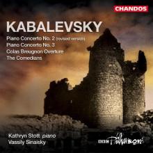 KABALEVSKY: Concerti per piano NN. 2 & 3