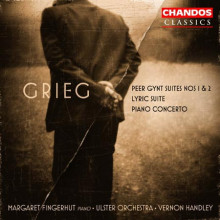 Grieg: Peer Gynt Suites 1 & 2 - Lyric Su