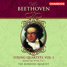 Beethoven: Quartetti Per Archi Vol.1