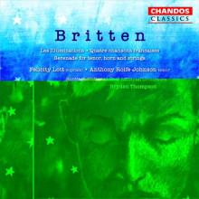 Britten: Les Illuminations - Quatre Chan
