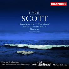 Scott: Sinfonia N.3 - Piano Concerto N.2