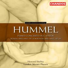 HUMMEL: Musica per piano