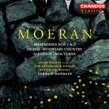 MOERAN: Rhapsody nos. 1 & 2 / in the mou