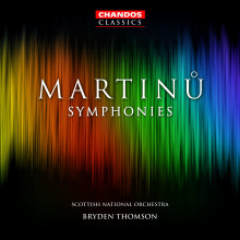 Martinu: Sinfonie Nn.1 - 6