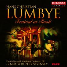 Lumbye: Festival At Tivoli