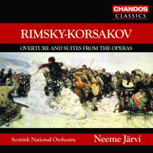 Rimsky - Korsakov: Overture