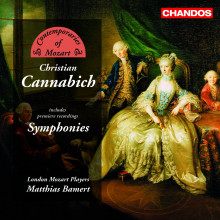 CANNABICH: Sinfonie