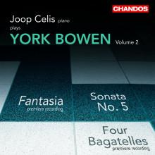 Bowen: Opere Per Piano Solo Vol.2