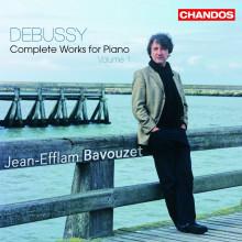 DEBUSSY: Opere per piano Vol.1