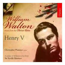 WALTON WILLIAM: Henry V