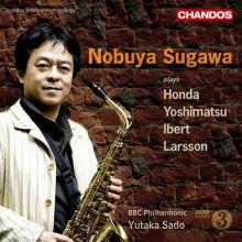 HONDA - YOSHIMATSU: Concerti per sassofono