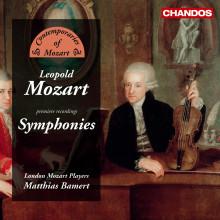 MOZART LEOPOLD: Sinfonie