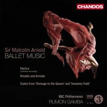 Malcolm Arnold: Musica Per Balletto