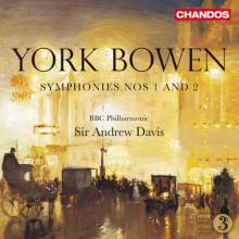 BOWEN: Sinfonie NN.1 & 2