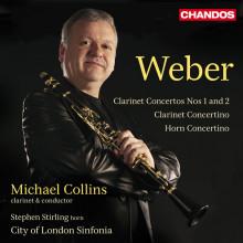 Weber: Concerti Per Clarinetto Nn.1 & 2