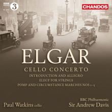 ELGAR: Concerto per cello e altre opere