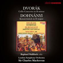 Dvorak - Dohnanyi: Opere Per Cello E Orch.
