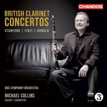 AA.VV.: Concerti inglesi per clarinetto