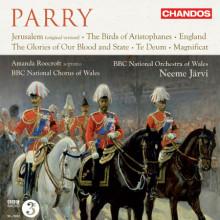 Parry: Opere Orchestrali Corali