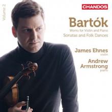 Bartok: Opere Per Violino E Piano - Vol.2
