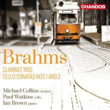 BRAHMS:Cello Sonata NN.1&2 - Clarinet Trio