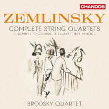 ZEMLINSKY: Complete String Quartet (2CD)