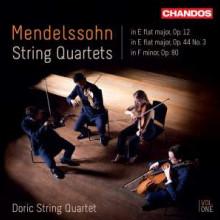Mendelssohn: Int Dei Quartetti - Vol.1