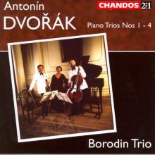 DVORAK: Trii per piano NN. 1 & 2