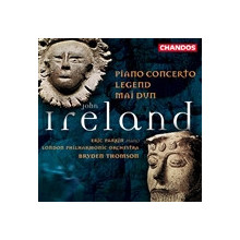 IRELAND: Concerto per piano