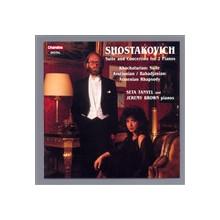 Aa.vv.: Musica Russa Per Duo Pianistico