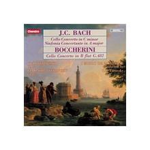 Bach - Boccherini: Concerti Per Cello