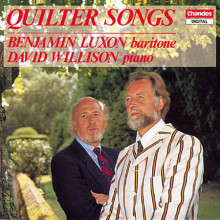 QUILTER: Canzoni