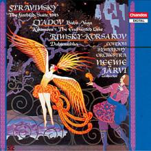 Stravinsky: Suite Da L'uccello Di Fuoco