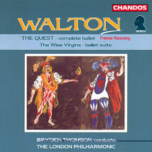 Walton: The Quest - Wise Virgins