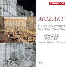 MOZART: Concerti per piano Vol.1